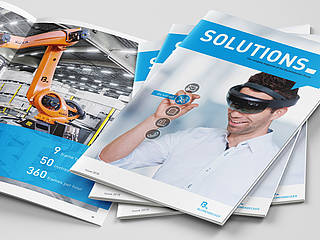 SOLUTIONS 2018 - company magazin