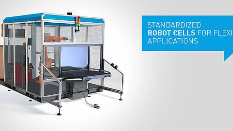 Robotic welding cells - Blumenbecker