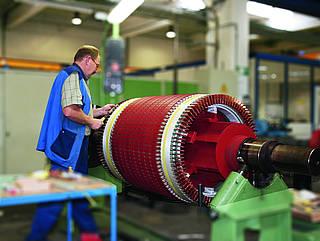 Electrical machinery - Blumenbecker