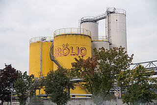 Broelio oil mill in Hamm