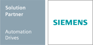 Logo Siemens Solution Partner
