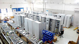 Switchgear production in Pune