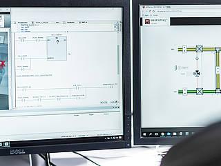 Offline programming for industrial robots - Blumenbecker
