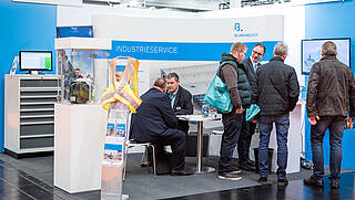 Blumenbecker at maintenance 2019